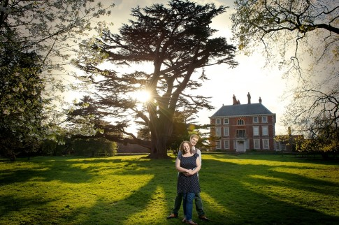 Forty Hall Engagement Photo Session