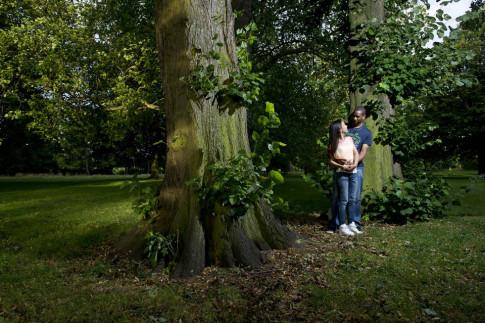 Park Engagement Photo Session