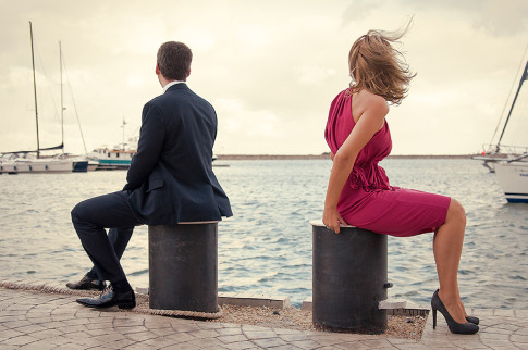 Sea Side Engagement Photography Session