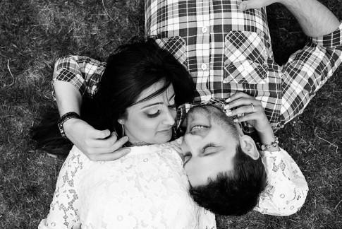 North London Barnet Engagement Photography Session