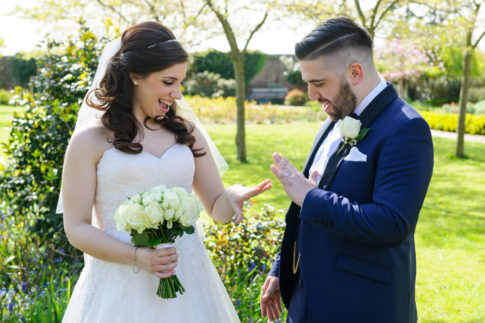 Forty Hall Wedding Photographer