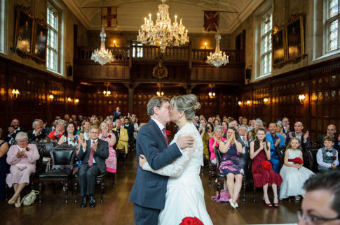 Ironmongers Hall Wedding Photography
