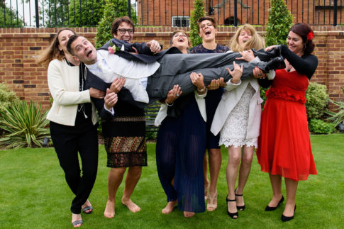 Wedding Photography Funny Poses
