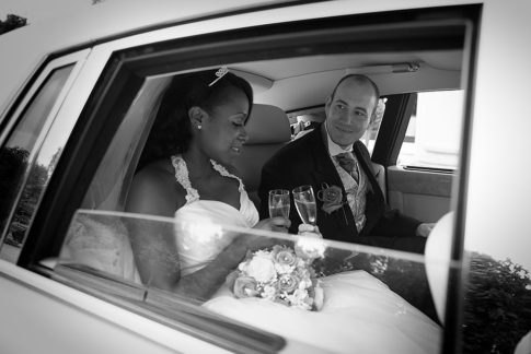 Wedding Car Photography