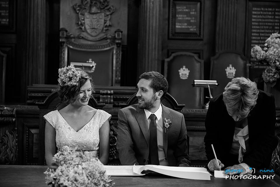 Islington Assembly Hall Wedding Photographer