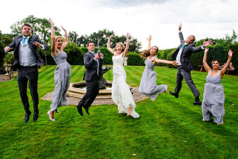 Royal Chace Hotel Wedding Photography