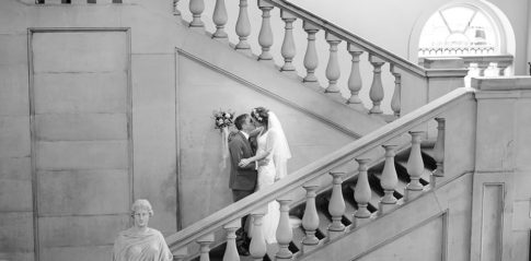 Kings College Wedding Photographer London
