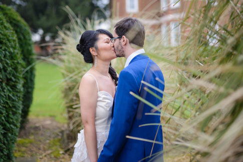 Hendon Hall Wedding Photographer