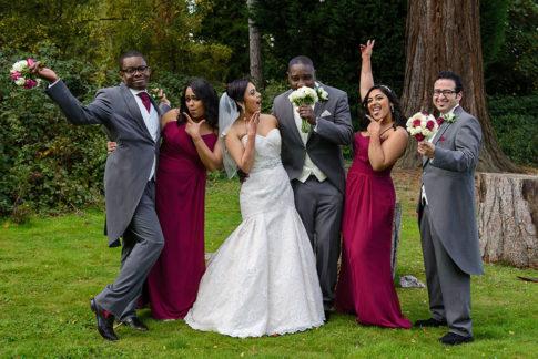 DeVere Theobalds Wedding Photography