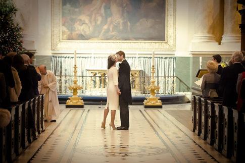 Greenwich Chapel Wedding Photography
