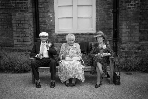 Candid Wedding Photography London