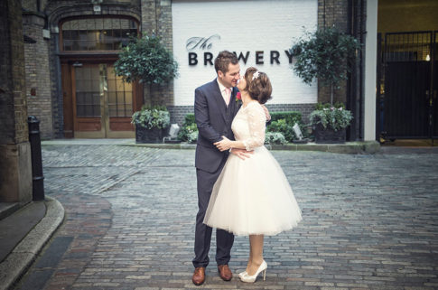 Wedding Photography The Brewery London